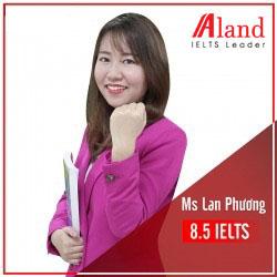 Ms Lan Phương 8.5 IELTS