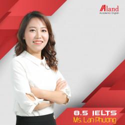 Ms. Lan Phương 8.5 IELTS