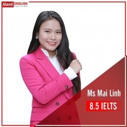 Ms Mai Linh 8.5 IELTS