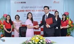 Aland IELTS sáp nhập Anh ngữ Ms Hoa: Nhận quà thả ga