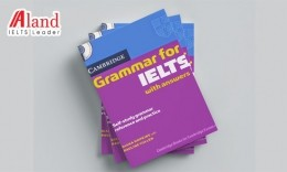 Review + PDF: Cambridge grammar for IELTS with answer