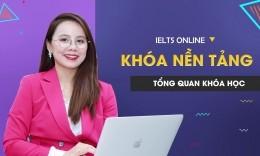 Khóa Nền tảng IELTS Online Miễn phí