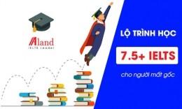 Khóa học IELTS 7.5 trọn gói - Cam kết đầu ra 100%