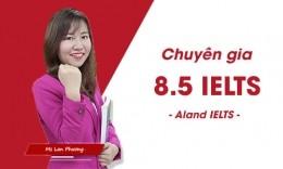 Ms Lan Phương - Chuyên gia 8.5 IELTS tại Aland IELTS