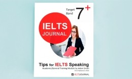 Review Ebook Tips for IELTS Speaking (Target 7+) - Adam Smith