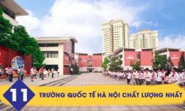 TOP 11 Trường quốc tế tại Hà Nội chất lượng nhất