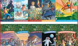 Bộ Truyện Thiếu Nhi Magic Tree House Cực Hấp Dẫn
