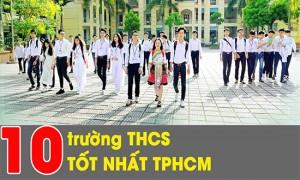 Tổng hợp 13 trường THPT chất lượng tốt nhất thành phố Hồ Chí Minh