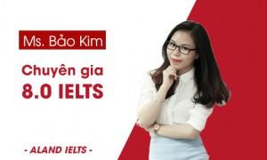 Ms Bảo Kim - Chuyên gia 8.0 IELTS