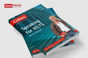 Review + PDF + CD: Collins Speaking for IELTS - Sách luyện 6.5 IELTS không thể bỏ qua