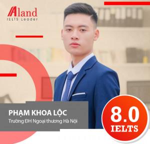 Kinh nghiệm chinh phục 8.0 IELTS, 9.0 Listening của Khoa Lộc