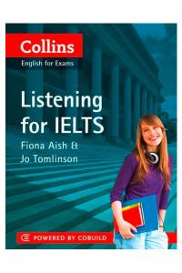 {PDF + CD Audio} Collins - Listening for IELTS - sách luyện thi IELTS Listening 6.5 cho mọi người