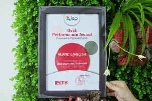 Aland English trở thành đối tác chính thức của IDP Việt Nam
