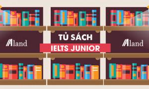 Tủ sách IELTS Junior cho Học sinh cấp 2, cấp 3