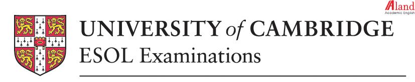 Chứng chỉ Cambridge ESOL là gì?