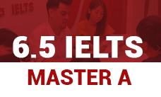 Khóa học IELTS Master A - Cam kết đầu ra 6.5