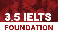 Khóa học IELTS Foundation - Cam kết đầu ra 3.5