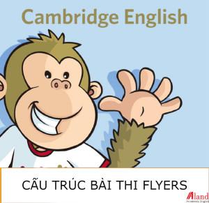 Cấu trúc bài thi Cambridge Flyers [Update liên tục]