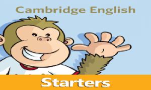 Tài liệu luyện thi Cambridge Starters tốt nhất