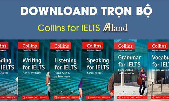 [Review chi tiết + Download] Trọn bộ Collins for IETLS