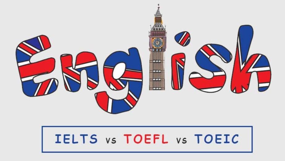 Chứng chỉ IELTS khác gì với TOEIC, TOEFL?