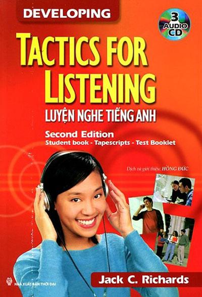 Tactics-for-listening-DEVELOPING-Aland-IELTS