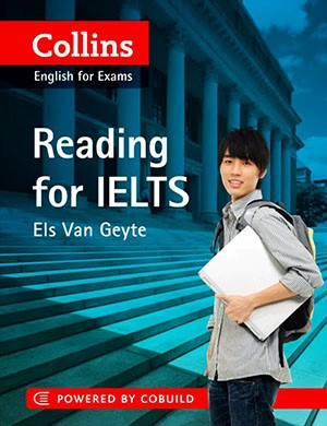 sách reading for ielts - collilns