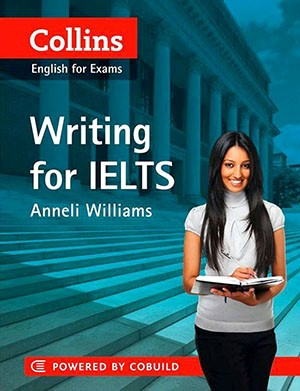 sách writing for ielts - collilns