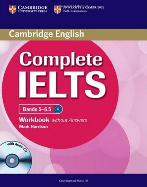 sách cambridge - complete ielts band 5.0-6.5