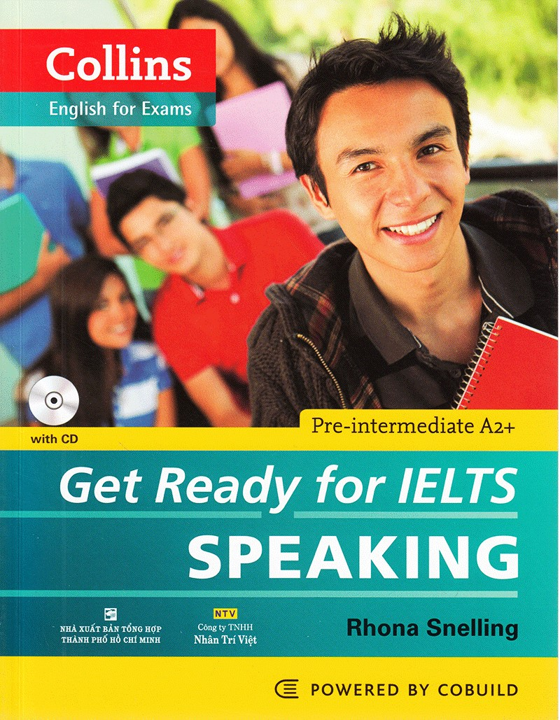 sách get ready for ielts speaking