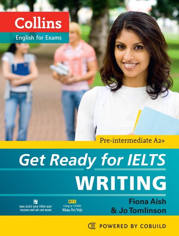 sách get ready for ielts writing