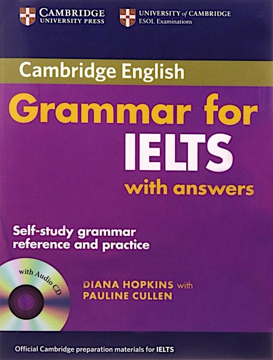 cuốn cambrige grammar for ielts