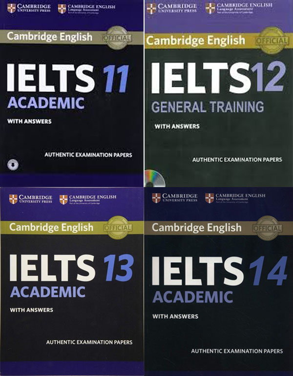 sách cambrige test for ielts