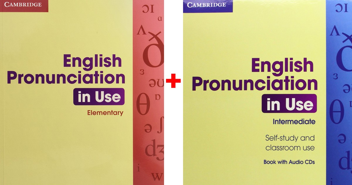 sách pronunciation in use