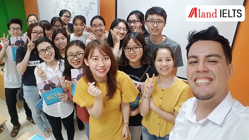 Aland IELTS - Trung tâm luyện thi IELTS hàng đầu Việt Nam