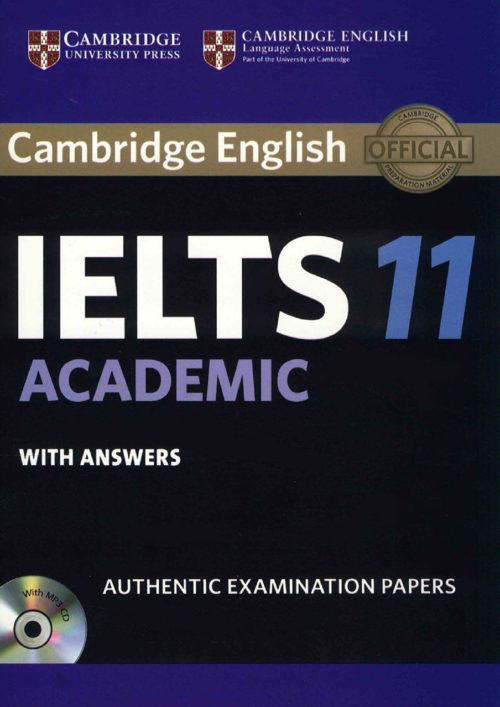 cuốn cambridge ielts 11