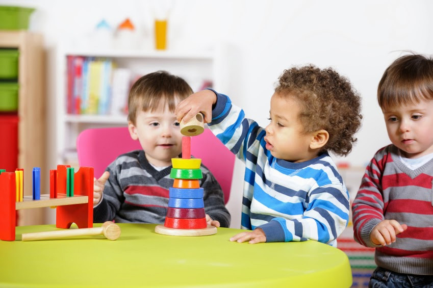 ielts reading passage 1 - The importance of children's play
