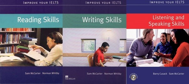 Improve for IELTS