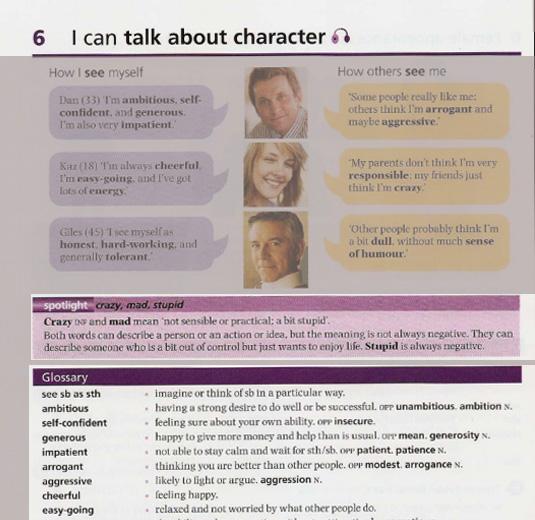 mẹo và spotligh trong cuốn oxford word skills intermediate