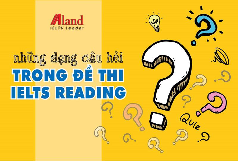 Cẩm nang học ielts reading