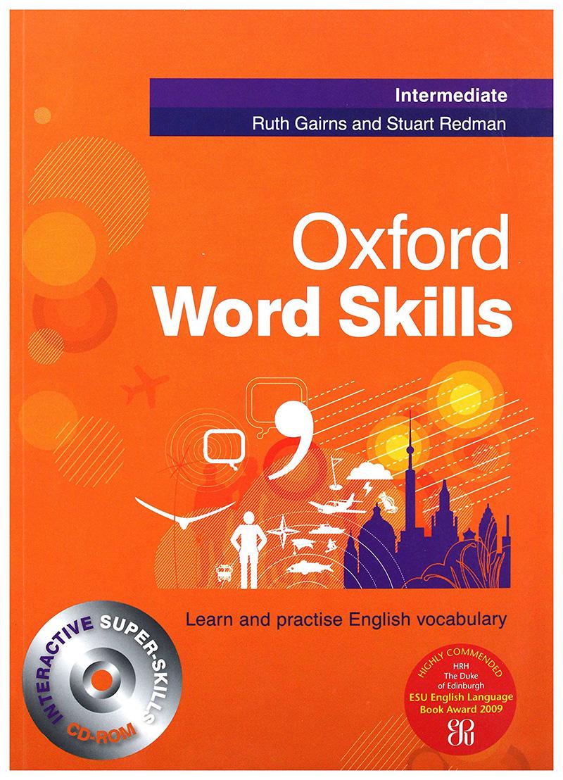 cuốn oxford word skills intermediate