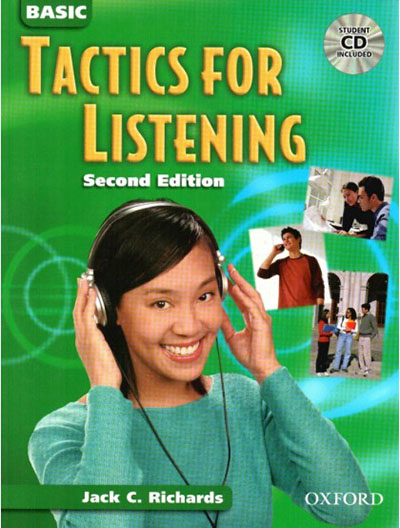 sách Basic Tactics for Listening