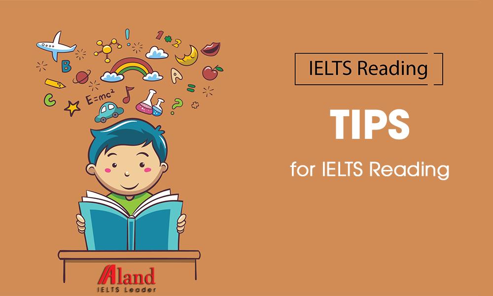 Mẹo làm bài IELTS Reading hiệu quả