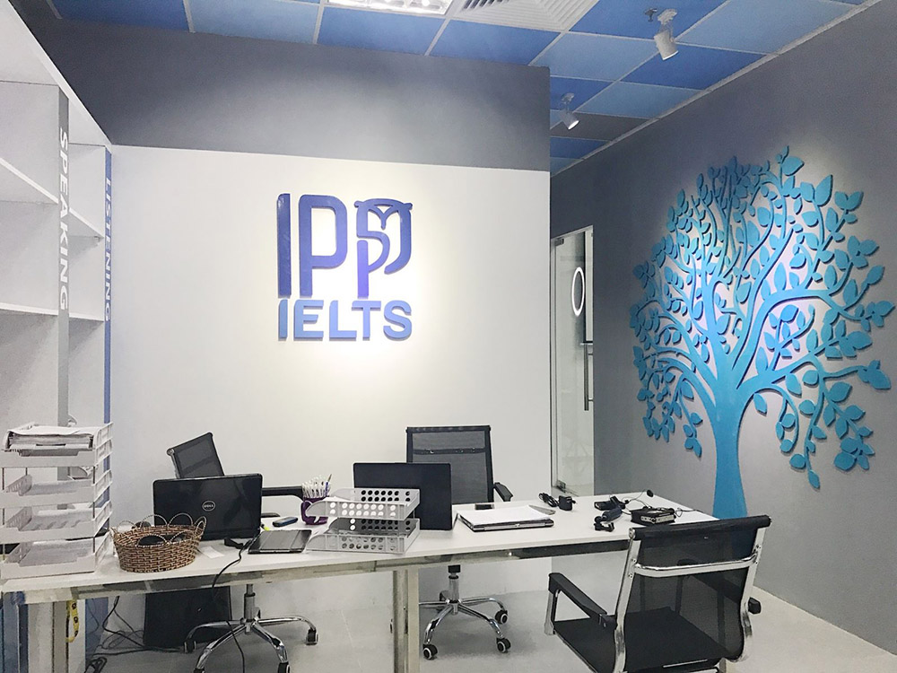 trung tâm luyện thi IPP