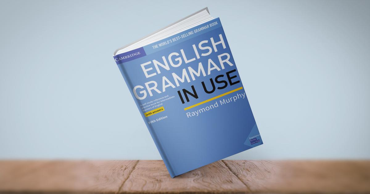 cuốn sách English Grammar in Use