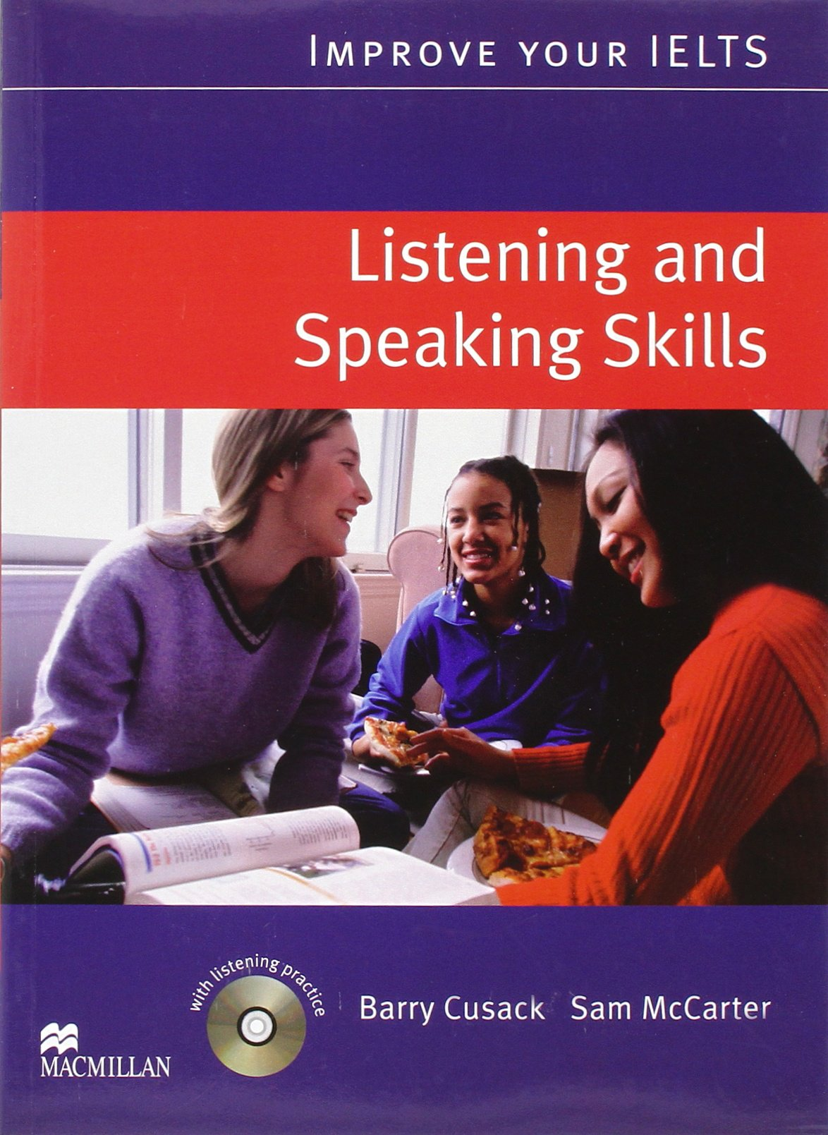sách Improve Your IELTS Listening & Speaking skills