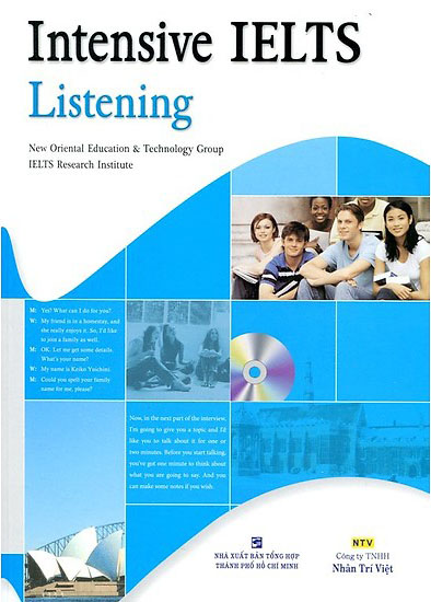 Cuốn Intensive IELTS Listening
