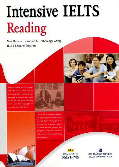 Cuốn Intensive IELTS reading