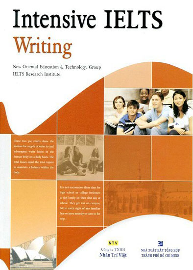 Cuốn Intensive IELTS Writing