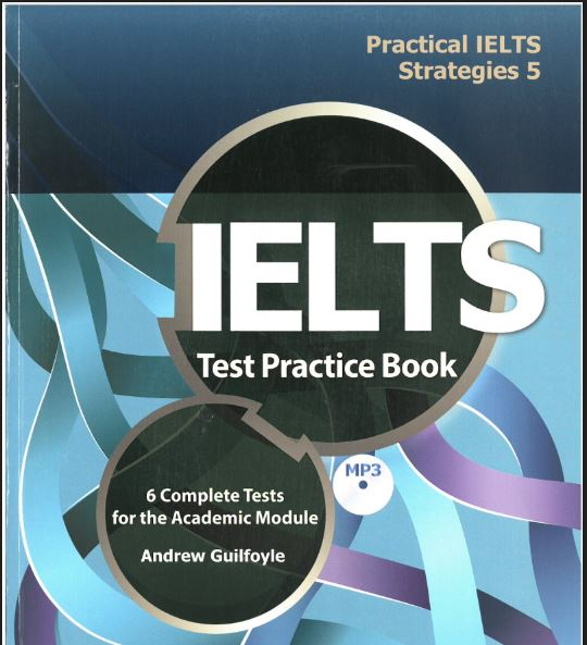 cuốn IELTS Test Practical Book